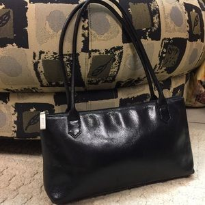 HOBO classic leather handbag